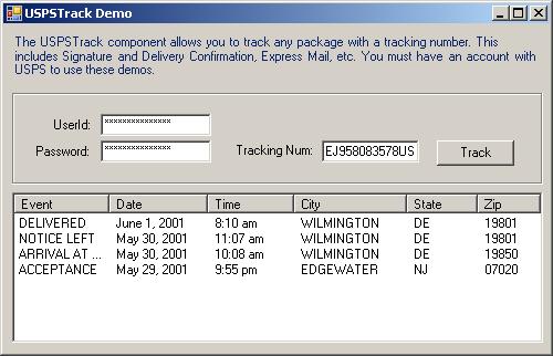US Postal Service Integrator